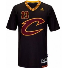 2016 NBA Cleveland Cavaliers 23 James Print number and name nba Jerseys
