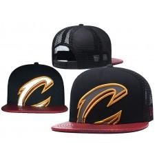 2018 NBA Cleveland Cavaliers Snapback hat 0517
