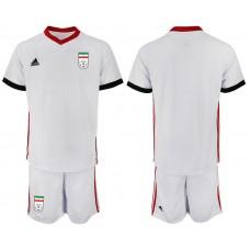 2018 World Cup Men Iran home soccer jersey