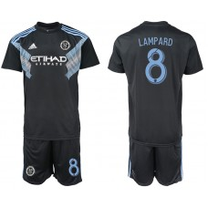 2018-2019 Men club New York City away 8 soccer jersey