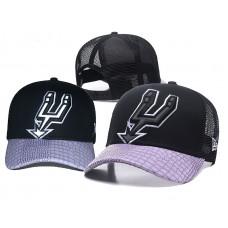 2018 NBA San Antonio Spurs Snapback hat GSMY06041