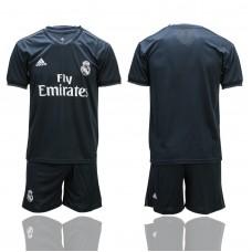 2018-2019 Men club Real Madrid away suit soccer jerseys