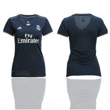 2018-2019 Women club Real Madrid away soccer jerseys