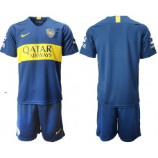Men 2018-2019 club Boca juniors home blue Soccer Jerseys
