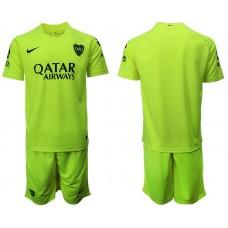Men 2018-2019 club Boca juniors away green Soccer Jerseys