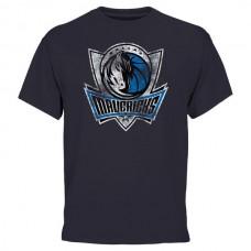 2016 NBA Dallas Mavericks Big & Tall Team T-Shirt - Blue