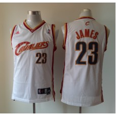2016 NBA Cleveland Cavaliers 23 James white Jerseys