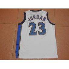 2017 NBA Washington Wizards 23 Jordan white jerseys