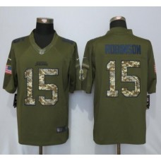 2016 Jacksonville Jaguars 15 Robinson Green Salute To Service Nike Limited Jersey