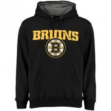 2016 NHL Boston Bruins Rinkside Grayton Pullover Hoodie - Black