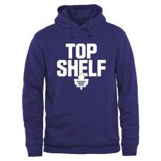 2016 NHL Toronto Maple Leafs Top Shelf Pullover Hoodie - Royal