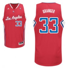 Adidas NBA Los Angeles Clippers 33 Danny Granger New Revolution 30 Swingman Red Jersey