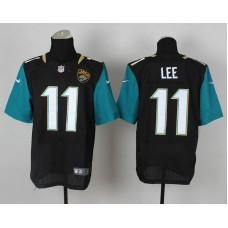 Jacksonville Jaguars 11 Marqise Lee black 2014 Nike Elite Jerseys
